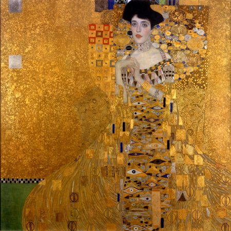 Adele Bloch-Bauer painting by Gustav Klimt