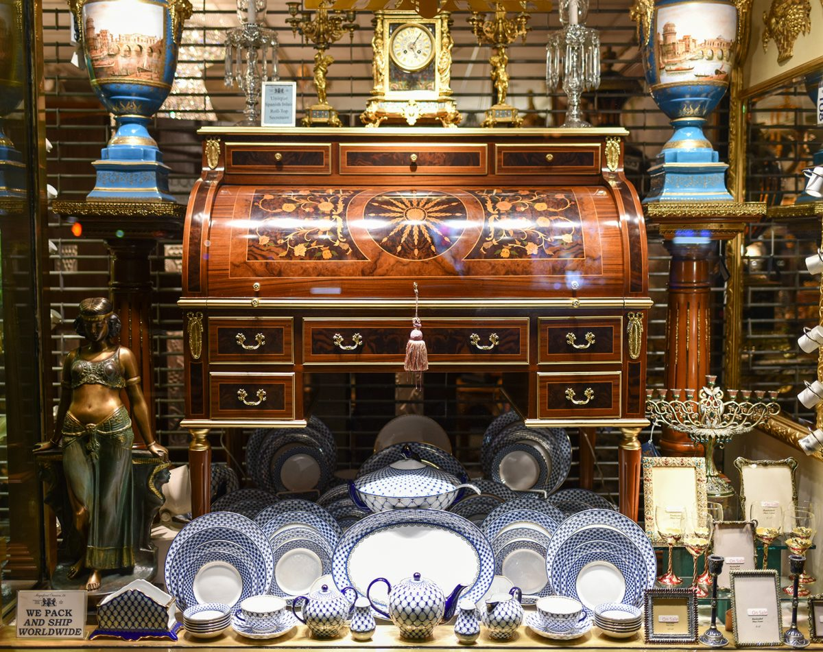Antique Store in New York City