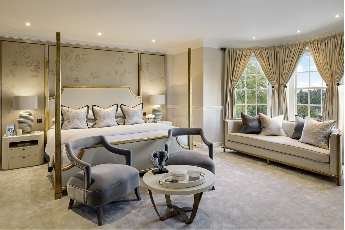 Bedroom Retouch interior design