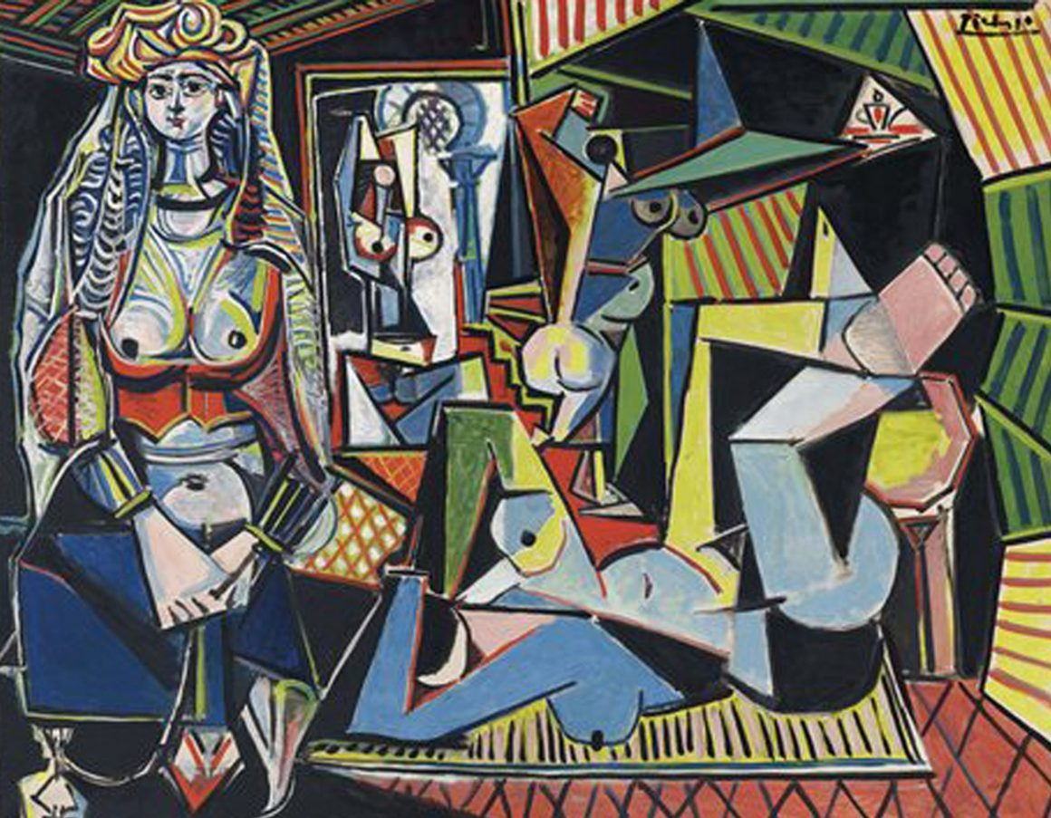 The Women of Algiers painting by Picasso sells for $179 million