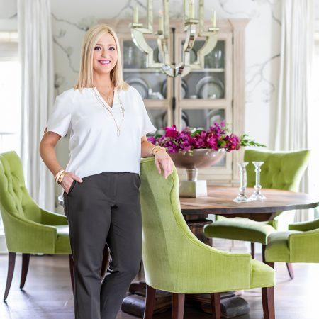 Interior Designer, Rachel Cannon