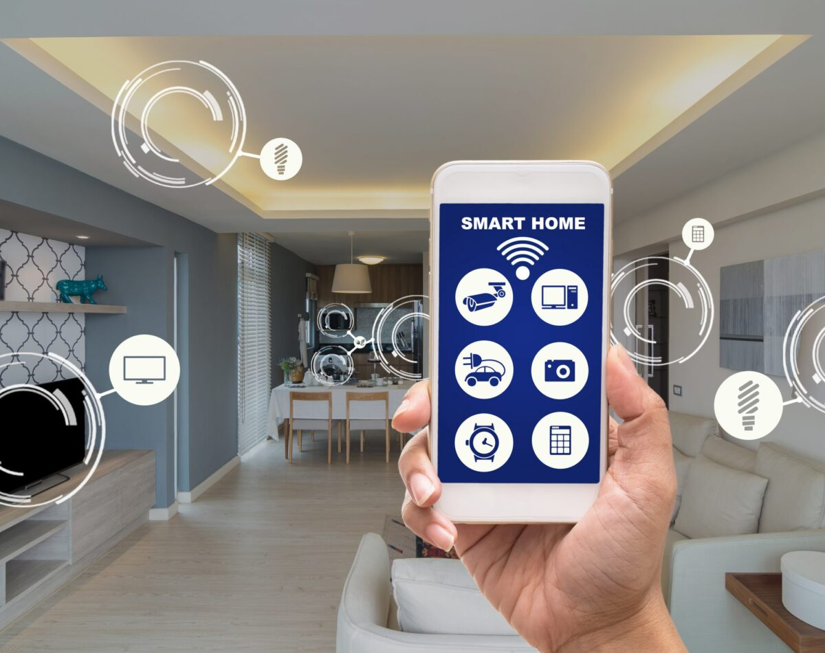 Technology Smart home
