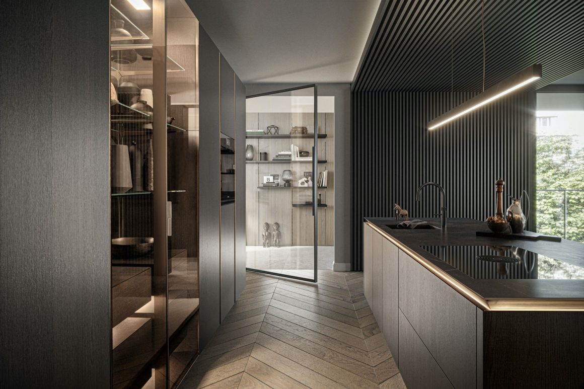 Kitchen Concept by Siematic Kitchens