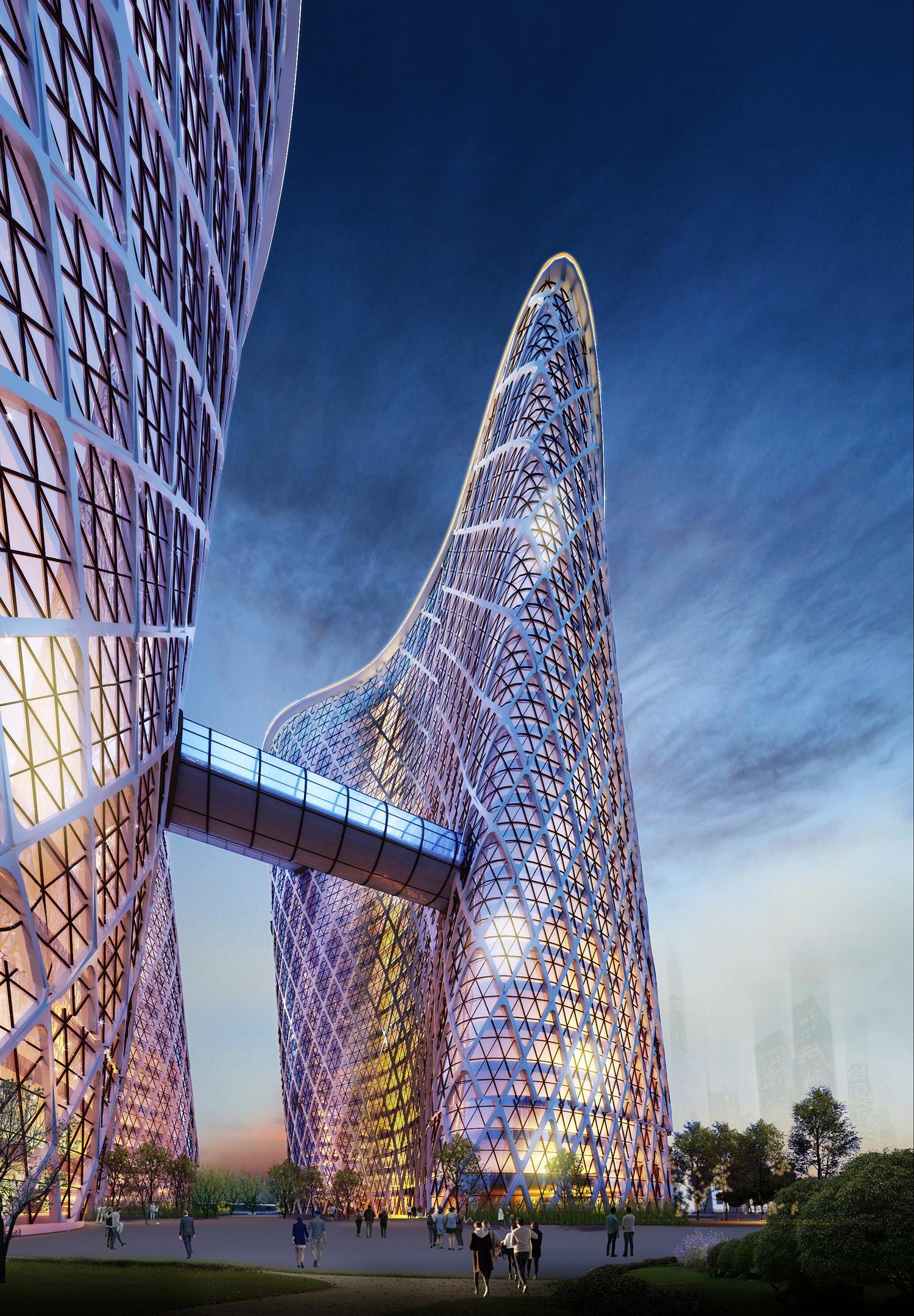 Intelligent Bldgs & DSP Design Partner for Leading-Edge Smart Buildings