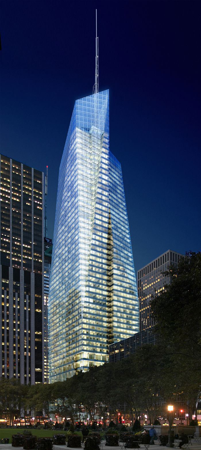 Bank of America Tower, New York City