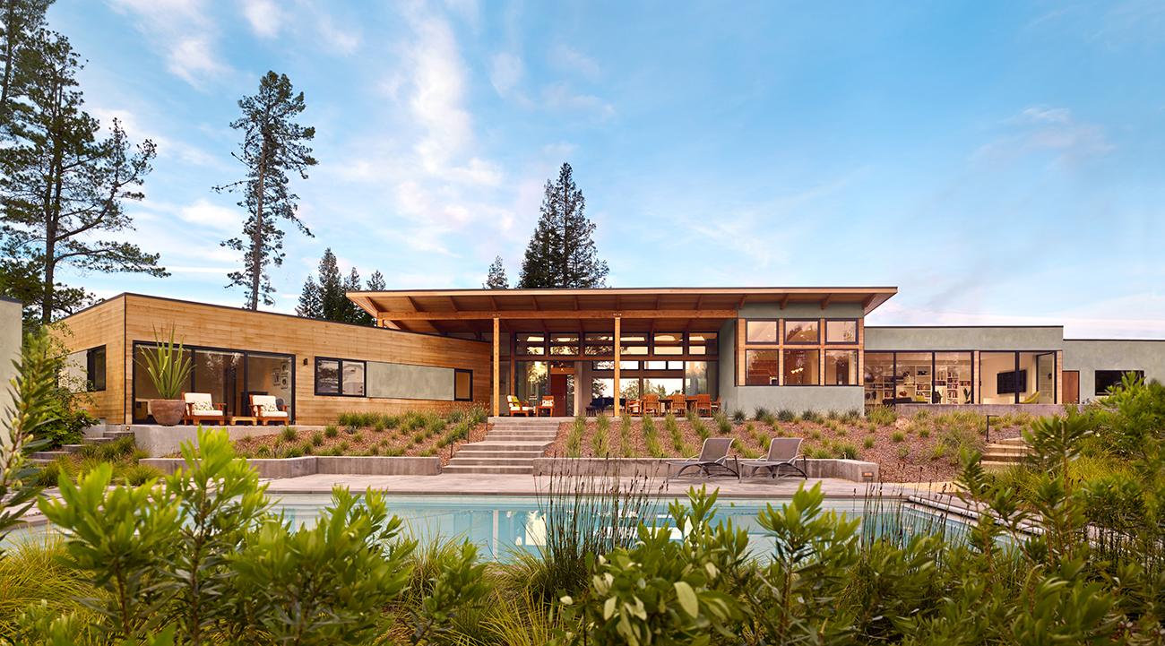 Golden Oak Residence by William Duff Architects (WDA)