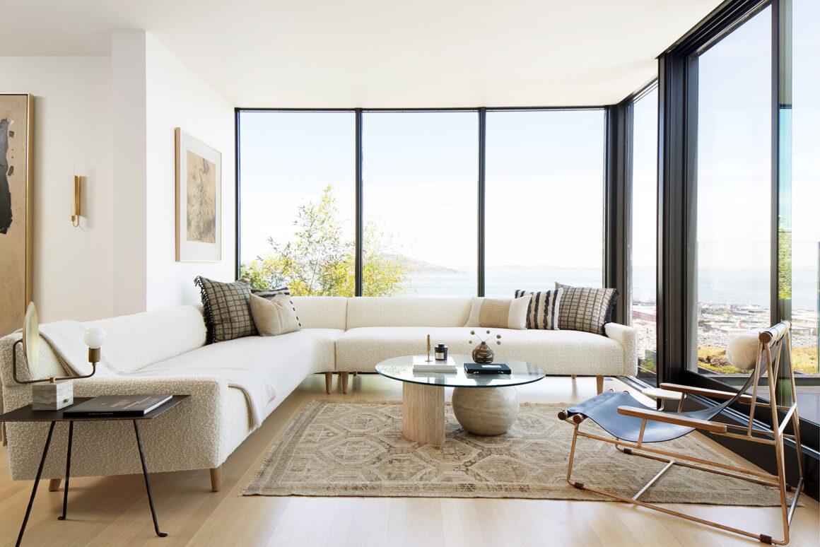 JDP Green Street San Francisco minimalist home