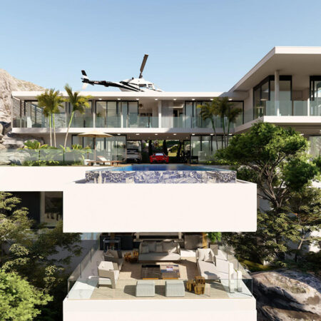 $15 million island mansion in Capri