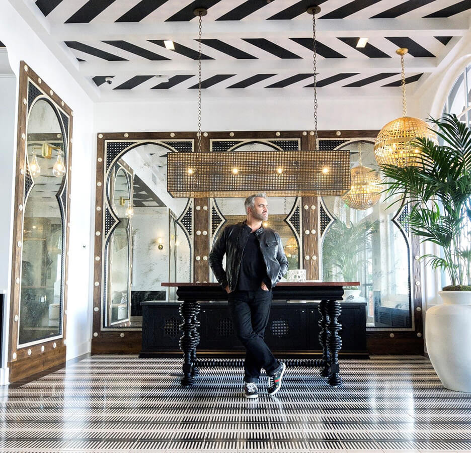 Interior Designer Martyn Lawrence