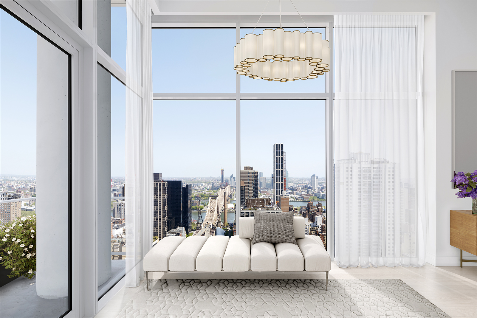 Penthouse 33, The Midtown East Penthouse