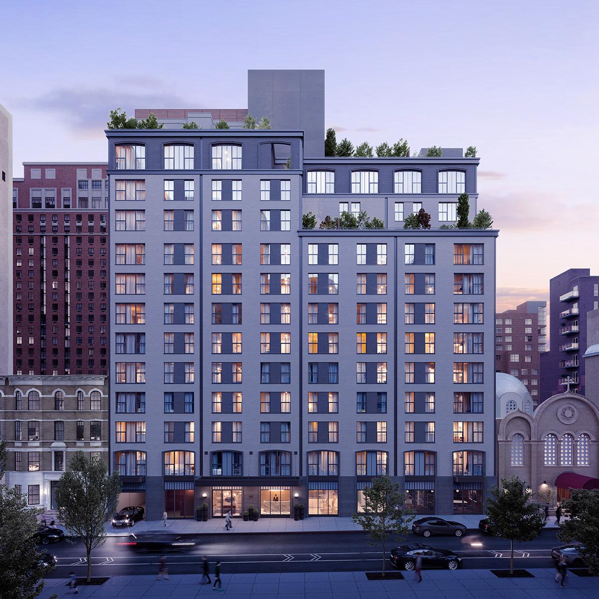 The Symon Hero luxury outdoor living apartment