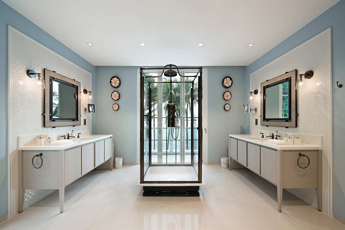 Artalenta beautiful bathroom designed