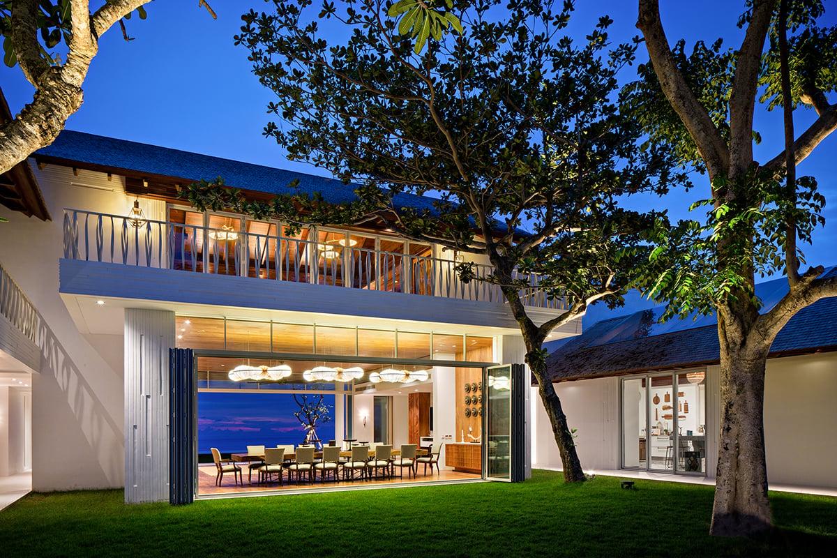 Artalenta beautiful interior patio design