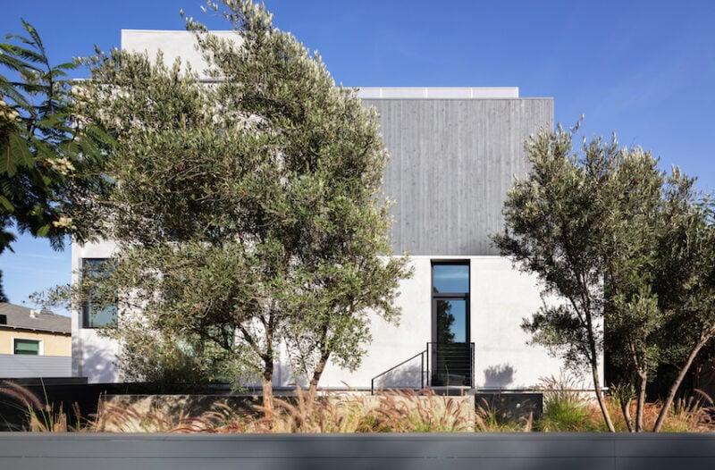 KAP Studios family townhouses for developer Wylan James in Culver City