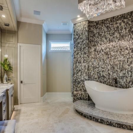 elegant bathroom remodeling ideas