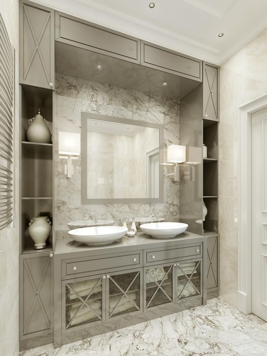 Bathroom Avant-garde remodeling ideas