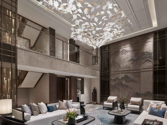 a design project by Shenzhen Botemai Decoration Design