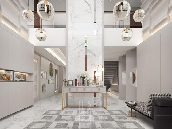 K.R. Decorate Co Ltd interior design project